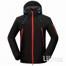 Men's Hiking Jacket Elephant Softshell Outdoor Waterproof Windproof Coldproof Sport Jacket UD19001